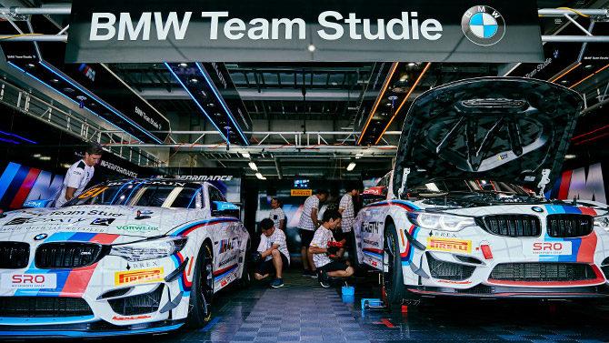 「BMW Team Studie」に聞く、サーキットでも、公道でも。パフォーマンスと安全のために守り抜くべきこと
